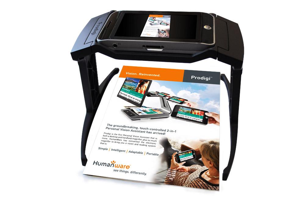 Support de capture Prodigi Tablet
