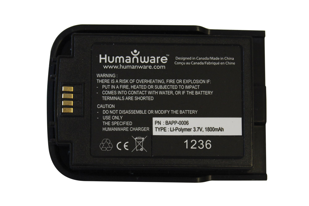 Replacement Battery for New Stream