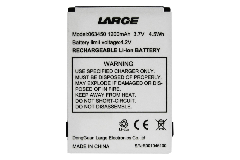 Replacement Battery for SmartView Versa / Versa+