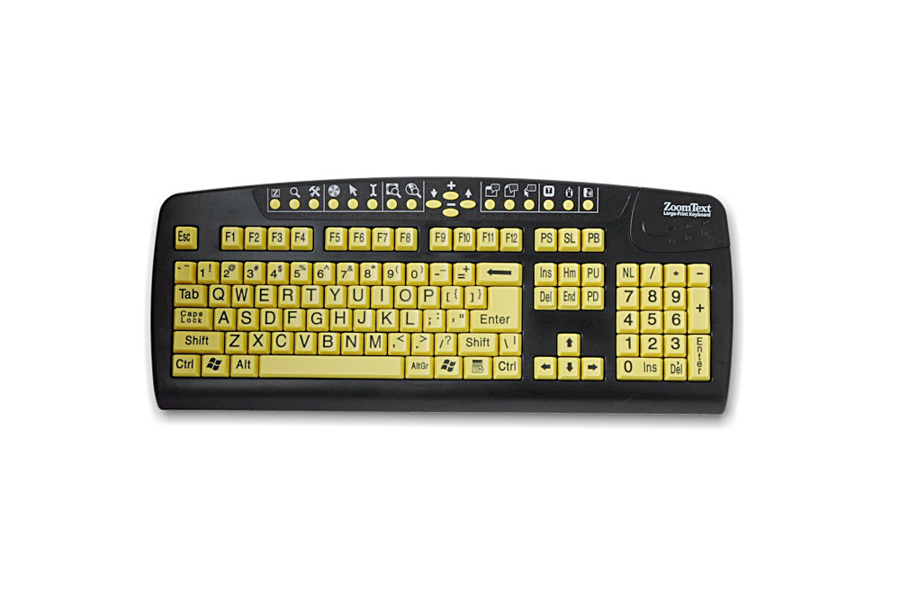 ZoomText Keyboard