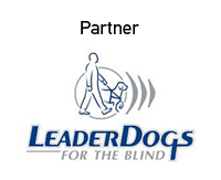 Image of our partner, Leader Dog for the blind