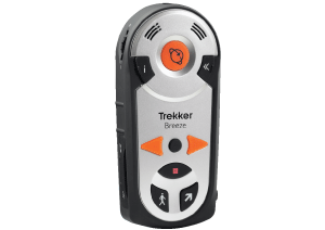Trekker Breeze handheld talking GPS